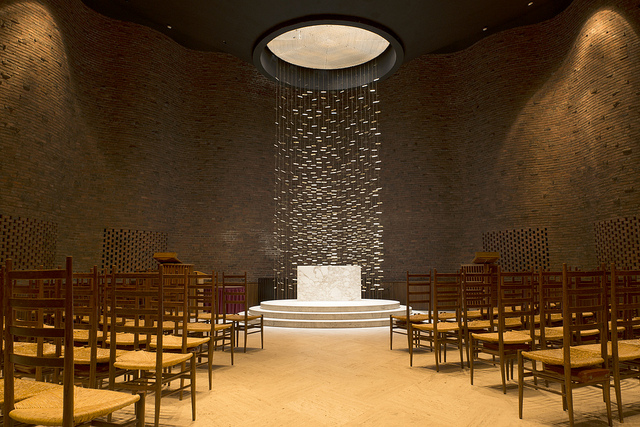 MIT Chapel; photo by Christopher Harting