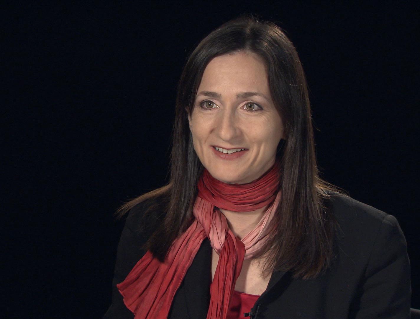 Professor Sara Seager