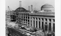 Building7 Construction; courtesy of the MIT Museum