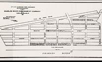 Historic MIT Campus Map; MIT Institute Archives and Special Collections