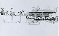 Building 13 rendering; courtesy of MIT Museum