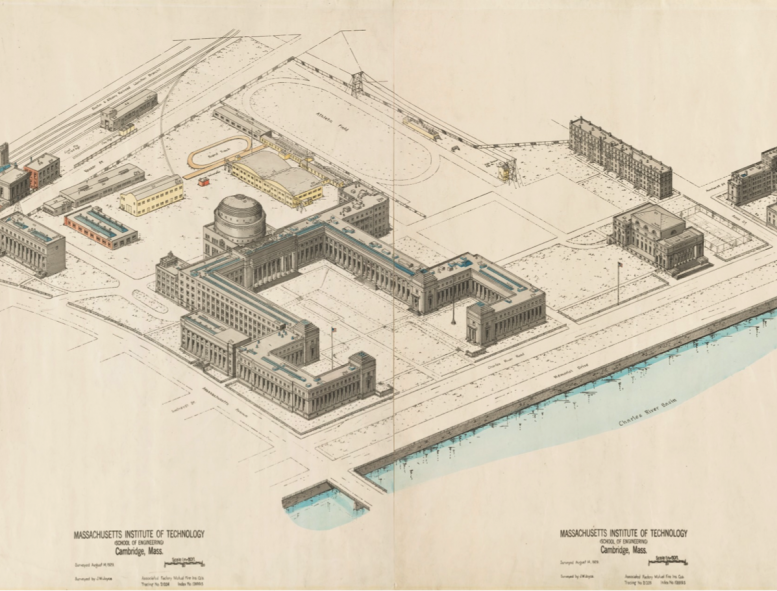 Drawing of MIT