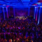 Dance Party in Walker Memorial Hall