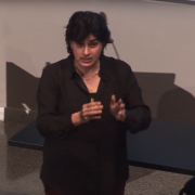 Prof. Negis Mavalvala at 2016 MIT Open House