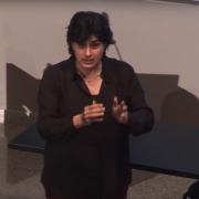 Prof. Negis Mavalvala at 2016 MIT Open House