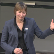 Professor Maria Zuber; 2016 MIT Open House