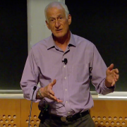 Prof. Jeffrey Hoffman at 2016 MIT Open House
