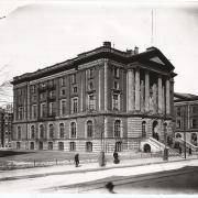 Rogers Building, Boston campus; courtesy of MIT Museum