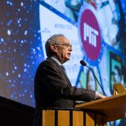 President Reif, Frontiers of the Future Symposium
