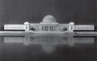 Facilities image, courtesy of MIT Museum