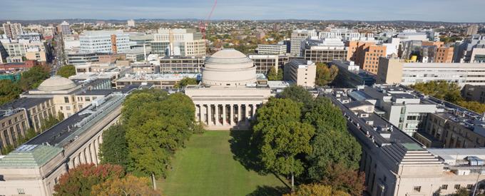 MIT Campus, Grand Building